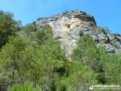 Hoz del Río Escabas - Serranía de Cuenca (Senderismo refrescante);viajes organizados desde madrid
